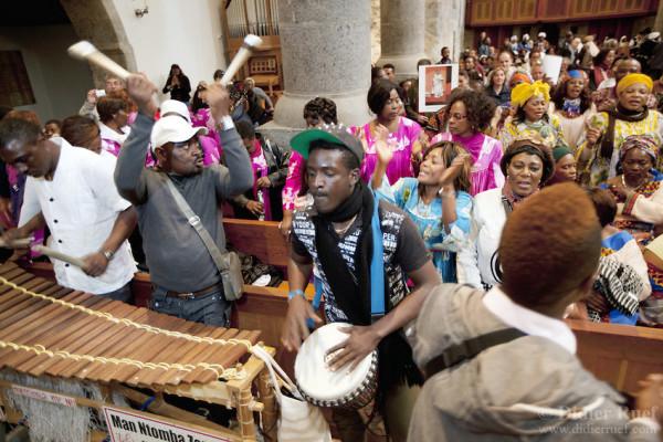 African Catholics