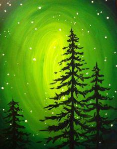 trees-stars-painting