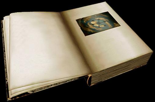 Myst Craft Book Ideas